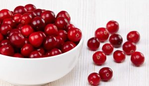 health benefits of cranberries