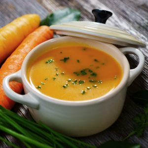 curried parsnip soup 1
