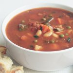 Smokey Vegetable Bean Soup