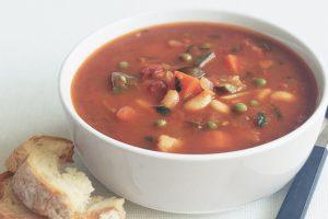 smokey vegetable bean soup1