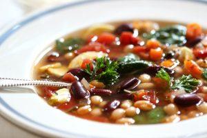 smokey vegetable bean soup3