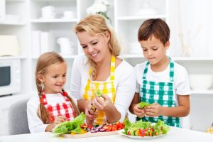 eating healthy and your kids 8