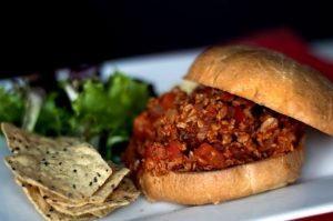 vegan sloppy joes 1